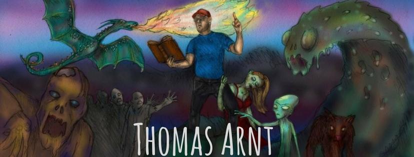 Thomas Arnt – Forfatter af børnebøger